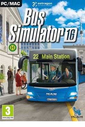 S9Zlolf دانلود بازی Bus Simulator 16 برای کامپیوتر