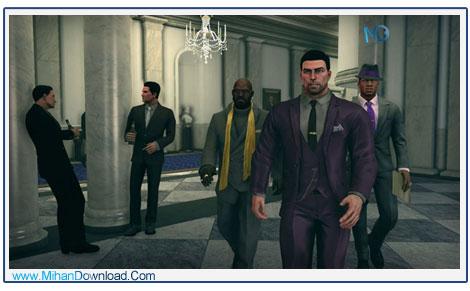 SAINTS ROW IV UPDATE 5 INCL DLC 3 دانلود بازی Saints Row IV Update 5 Incl DLC محافظان با تجربه
