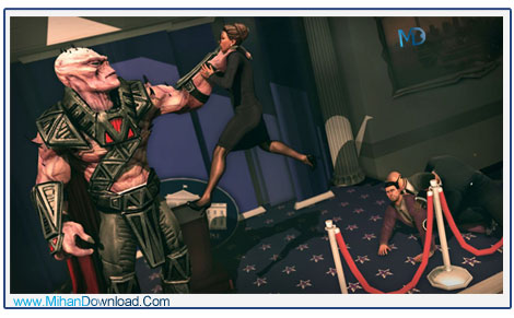 SAINTS ROW IV UPDATE 5 INCL DLC 4 دانلود بازی Saints Row IV Update 5 Incl DLC محافظان با تجربه