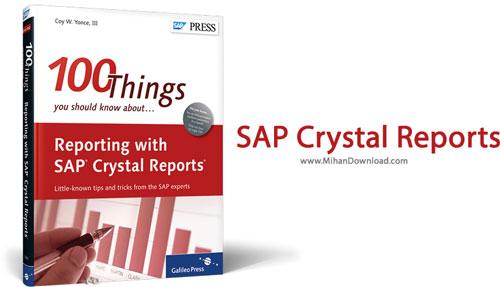 SAP Crystal Reports دانلود نرم افزار کریستال ریپورتس SAP Crystal Reports v13.0