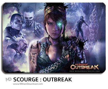 SCOURGE OUTBREAK بازی شوتر Scourge Outbreak برای کامپیوتر