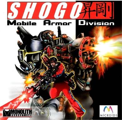 SHOGO MOBILE 1 دانلود Shogo Mobile Armor Division بازی شوگو برای کامپیوتر
