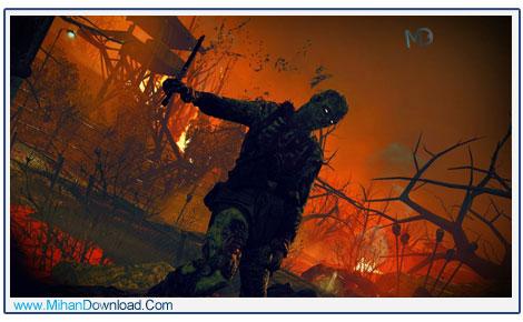 SNIPER ELITE NAZI ZOMBIE ARMY 2 2 دانلود بازی Sniper Elite Nazi Zombie Army 2 وحشت در برلین