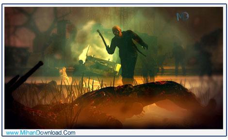 SNIPER ELITE NAZI ZOMBIE ARMY 2 4 دانلود بازی Sniper Elite Nazi Zombie Army 2 وحشت در برلین