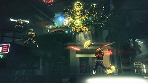 STRIDER 3 دانلود بازی نینجاهای حرفه ای STRIDER