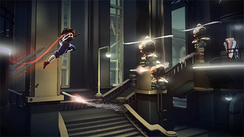STRIDER 5 دانلود بازی نینجاهای حرفه ای STRIDER