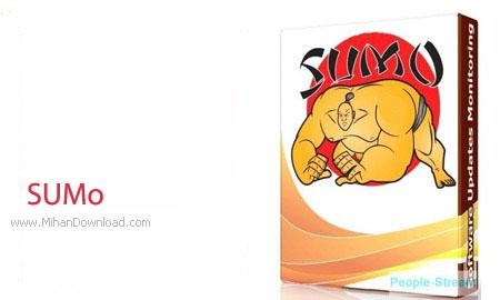 SUMo 1 دانلود نرم افزار برای آپدیت همه نرم افزار های ویندوز