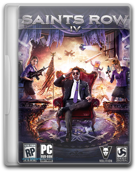 Saints Row IV Update 8 Incl DLC 1 دانلود Saints Row IV Update 8 Incl DLC