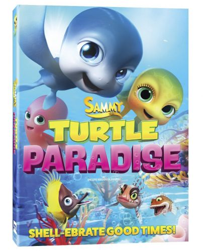 Sammy Co Turtle Paradise 2017 1 دانلود انیمیشن Sammy & Co: Turtle Paradise 2017