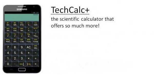 Scientific Calculator adfree0 دانلود نرم افزار ماشین حساب مهندسی Scientific Calculator برای آندروید