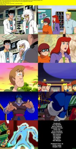 Scooby Doo And The Cyber Chase 2001 2 دانلود انیمیشن Scooby Doo and the Cyber Chase 2001