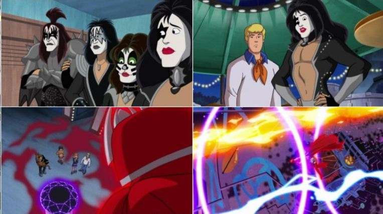 Scooby Doo Rock and Roll Mystery 2015 2 دانلود انیمیشن Scooby Doo! Rock and Roll Mystery 2015