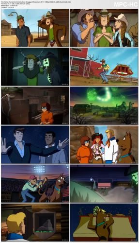 Scooby Doo Shaggys Showdown 2017 2 دانلود انیمیشن Scooby Doo! Shaggys Showdown 2017