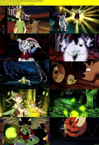 Scooby Doo and the Goblin King 2008 2 دانلود انیمیشن اسکوبی دو و پادشاه جادوگر