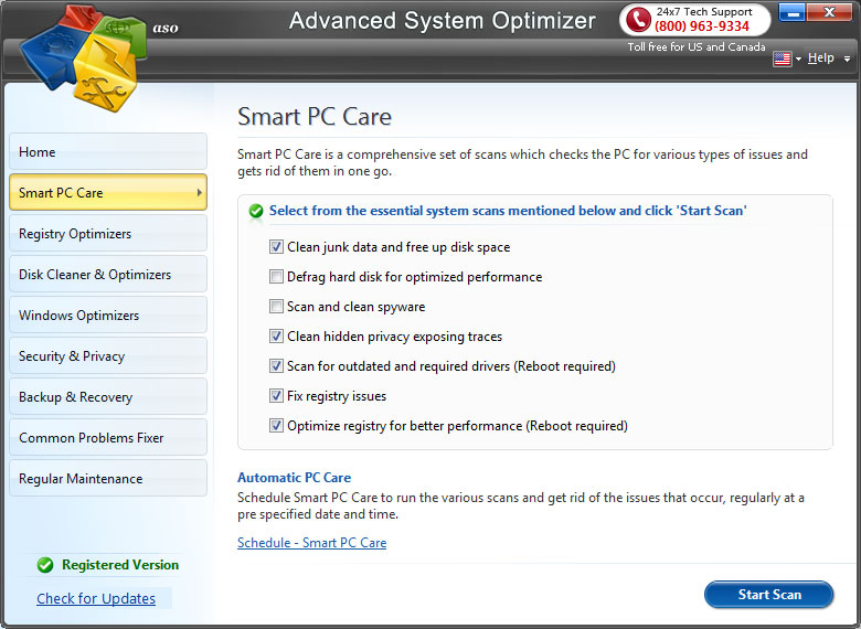 ScreenShots.Advanced.System.Optimizer1 نرم افزار بهینه ساز ویندوز Advanced System Optimizer 3 5 1000 15822