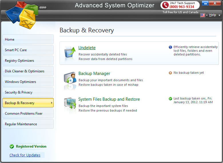 ScreenShots.Advanced.System.Optimizer2 نرم افزار بهینه ساز ویندوز Advanced System Optimizer 3 5 1000 15822