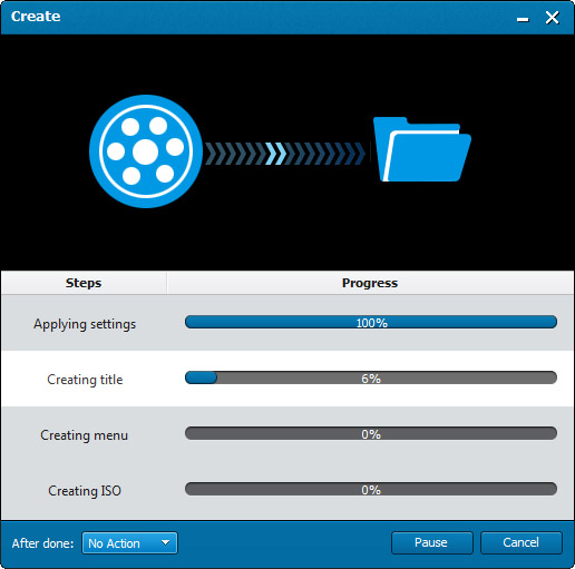 Screenshot.Aiseesoft.Blu ray.Creator 1 نرم افزار ساخت دیسکهای بلوری Aiseesoft Blu ray Creator 1 0 12