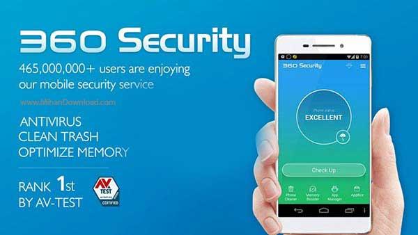 Security Antivirus Boost دانلود Security Antivirus Boost 360 برنامه آنتی ویروس رایگان آندروید