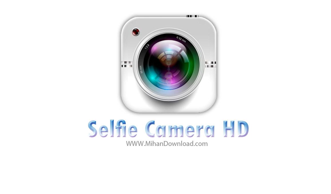 Selfie Camera HD icon دانلود نرم افزار گرفتن عکس از راه دور برای آندروید