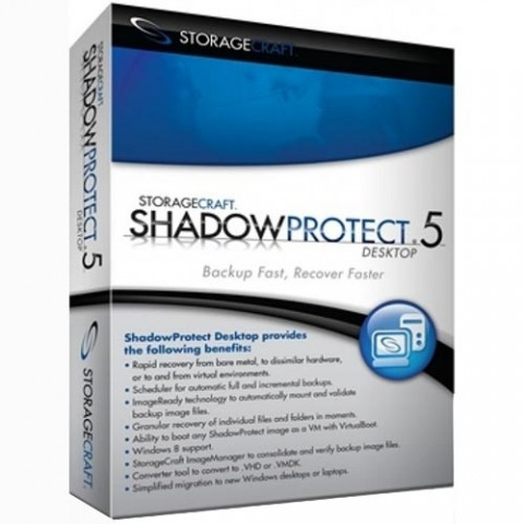 Shadow e1419312881396 دانلود ShadowProtect 5.2.2.37250 Recovery Environment