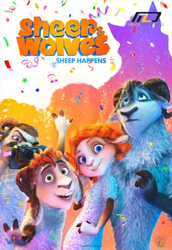 دانلود دوبله فارسی انیمیشن Sheep & Wolves 2016