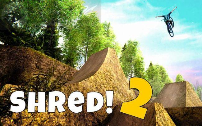 Shred 2 Freeride Mountain Biking 1 دانلود بازی دوچرخه سواری کوهستان برای آندروید