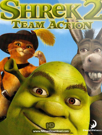 Shrek 2 Team Action دانلود بازی شرک Shrek 2 Team Action