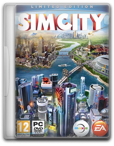 SimCity Deluxe Edition Incl Update 10 1 دانلود بازی شهرسازی مدرن SimCity