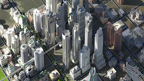 SimCity Deluxe Edition Incl Update 10 2 دانلود بازی شهرسازی مدرن SimCity
