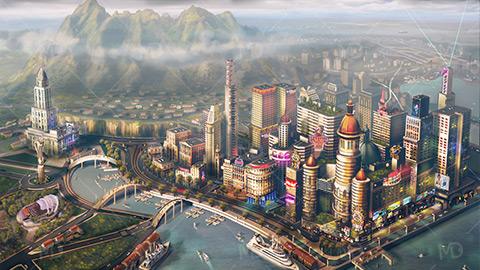 SimCity Deluxe Edition Incl Update 10 3 دانلود بازی شهرسازی مدرن SimCity