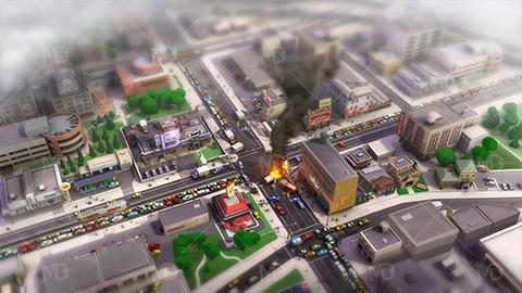 SimCity Deluxe Edition Incl Update 10 4 دانلود بازی شهرسازی مدرن SimCity