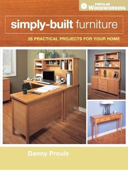 SimplyBuiltFurniture دانلود کتاب آموزش ساخت اساسیه منزل