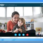 Skype 2 150x150 دانلود نرم افزار تماس صوتی و همچنین عکسی مجانی و رایگان Skype