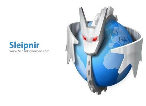 Sleipnir نرم افزار مرورگر سریع Sleipnir 5 0 3