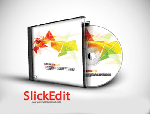 SlickEdit دانلود نرم افزار ویرایش کدنویسی SlickEdit 2010 v15 0