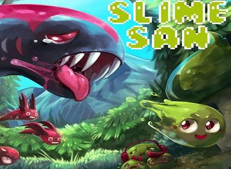 Slime san دانلود Slime san بازی اسلایم سن برای کامپیوتر