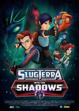 Slugterra Into the Shadows 2016 1 دانلود دوبله فارسی انیمیشن Slugterra: Into the Shadows