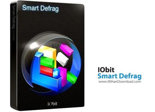 Smart Defrag دانلود نرم افزار یکپارچه سازی هارد دیسک IObit Smart Defrag 3 0 3 289 Final