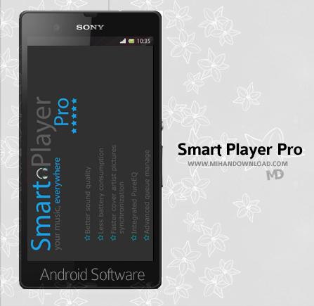 Smart Player Pro دانلود نرم افزار Smart Player Pro برای آندروید