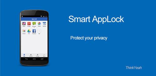SmartAppLock دانلود نرم افزار قفل نمودن هوشمند برنامه ها Smart AppLock Pro 2 3.14.0 اندروید