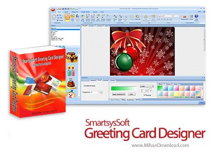 SmartsysSoft Greeting Card Designer icon دانلود SmartsysSoft Greeting Card Designer نرم افزار طراحی کارت تبریک
