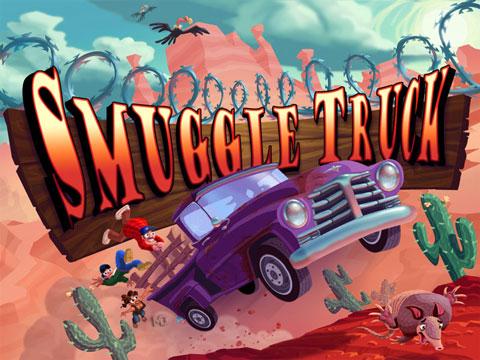 Smuggle Truck دانلود بازی زیبا و کم حجم قاچاق انسان Smuggle Truck