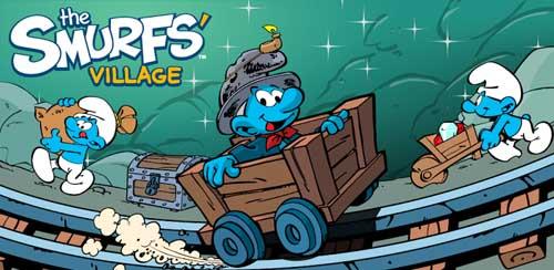 Smurfs Village دانلود بازی اسمورف ها Smurfs' Village 1.6.5a اندروید