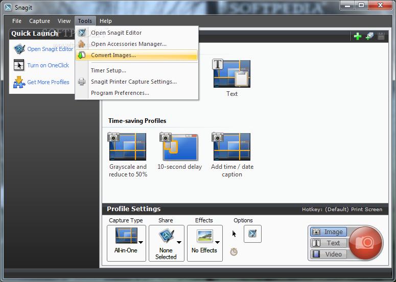 SnagIt 6 دانلود Snagit 12.1.0.1322 نرم افزار عکس و فیلم برداری از صفحه نمایش