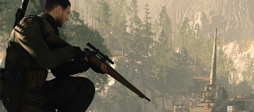 Sniper Elite 4  دانلود بازی Sniper Elite 4 برای کامپیوتر
