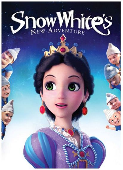 Snow White's New Adve دانلود انیمیشن ماجراهای سفیدبرفی با دوبله فارسی