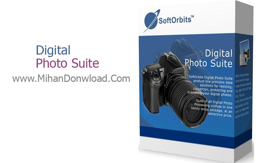 SoftOrbits دانلود SoftOrbits Digital Photo Suite 6.2 نرم افزار ویرایش عکس ها