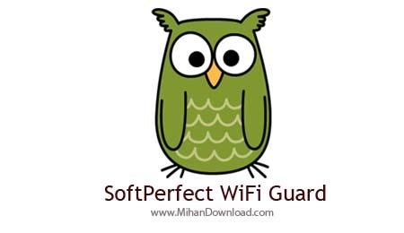 SoftPerfect WiFi Guard icon نرم افزار جلوگیری از هک وای فای