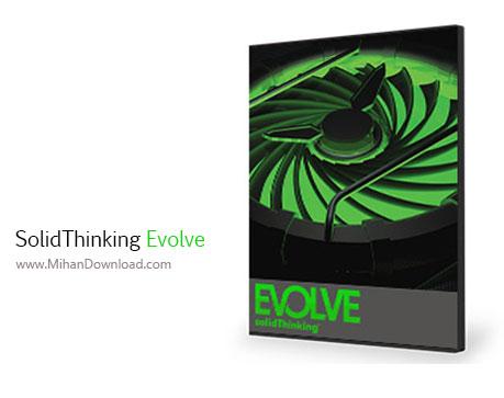 SolidThinking Evolve دانلود نرم افزار تخصصی رشته مهندسی مکانیک SolidThinking Evolve 2017.3.2 x64