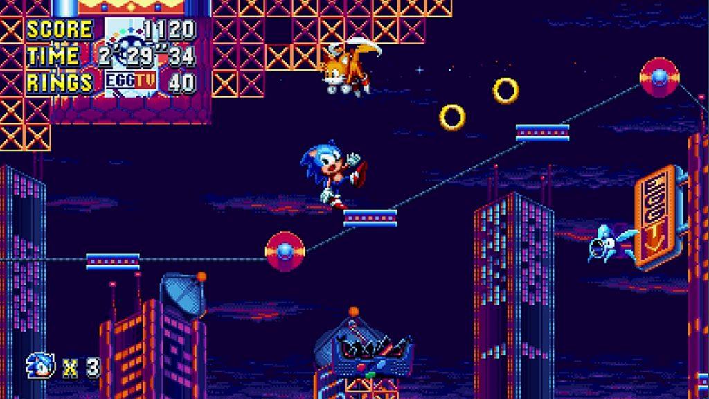Sonic Mania screenshots 01 large 1024x576 دانلود بازی Sonic Mania برای PC